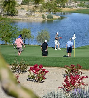 Rams Hill Golfers