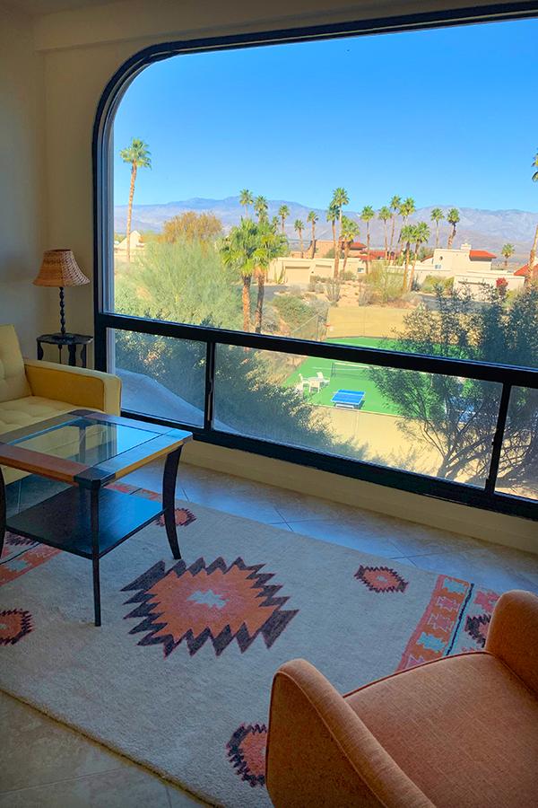 Sun Room, Tennis View, Native Desert Sun Golf House, Rams Hill