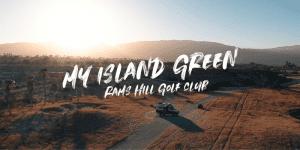 matt cardis my island green series featuring rams hill