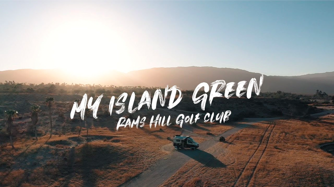 golf in your state my island green series