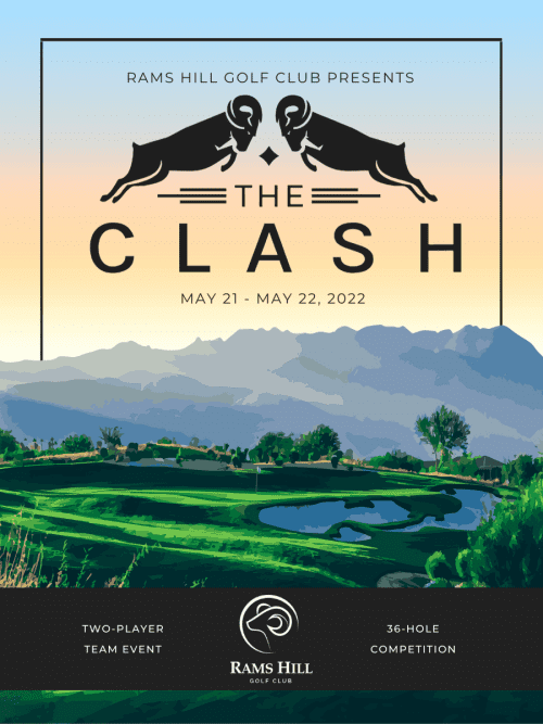 the clash 2022 poster