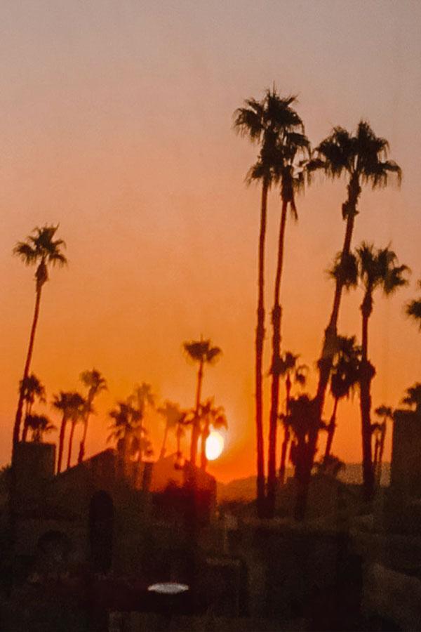 native desert sun sunrise